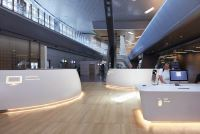 Lounges and Activity Nodes of Hamad International Airport